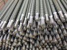 kotevné skrutky z rebrovej ocele