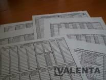 Prázdne objednávkové formuláre